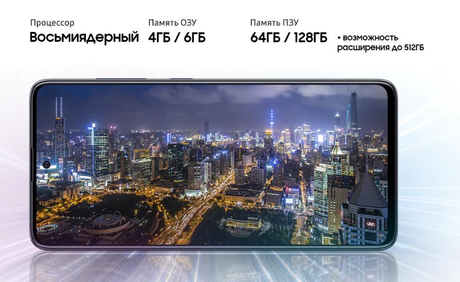 Samsung Galaxy A51 в рассрочку